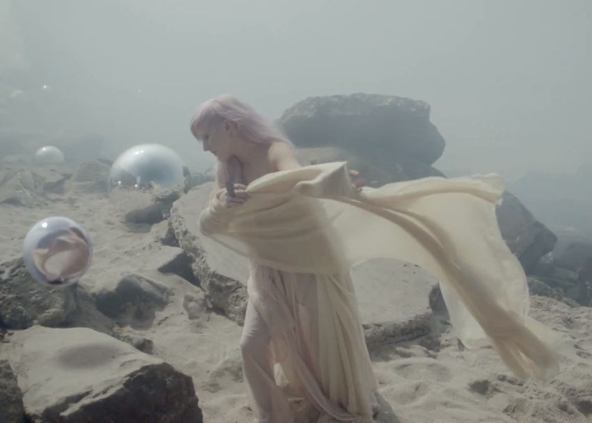 Inside by the Music: VIDEO PREMIERE: Ellie Goulding