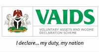 VAIDS: FG OUTLINES PROCESS FOR NEW TAXPAYERS