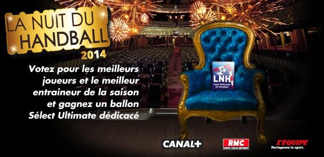Nominados a la Noche del Handball 2014 | Mundo Handball