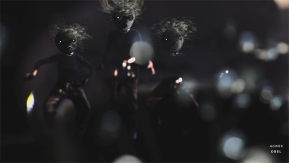 """See the Other Worldly - Official Video for Agnes Obel's """"Golden Green"""" Directed By Jonas Bjerre"""