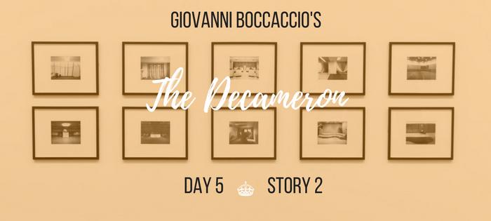 Summary of Giovanni Boccaccio's The Decameron Day 5 Story 2