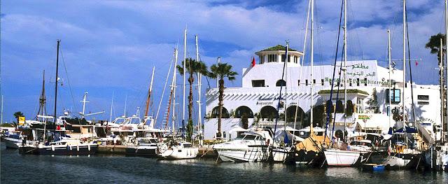 سوسة وميناء القنطاوي
