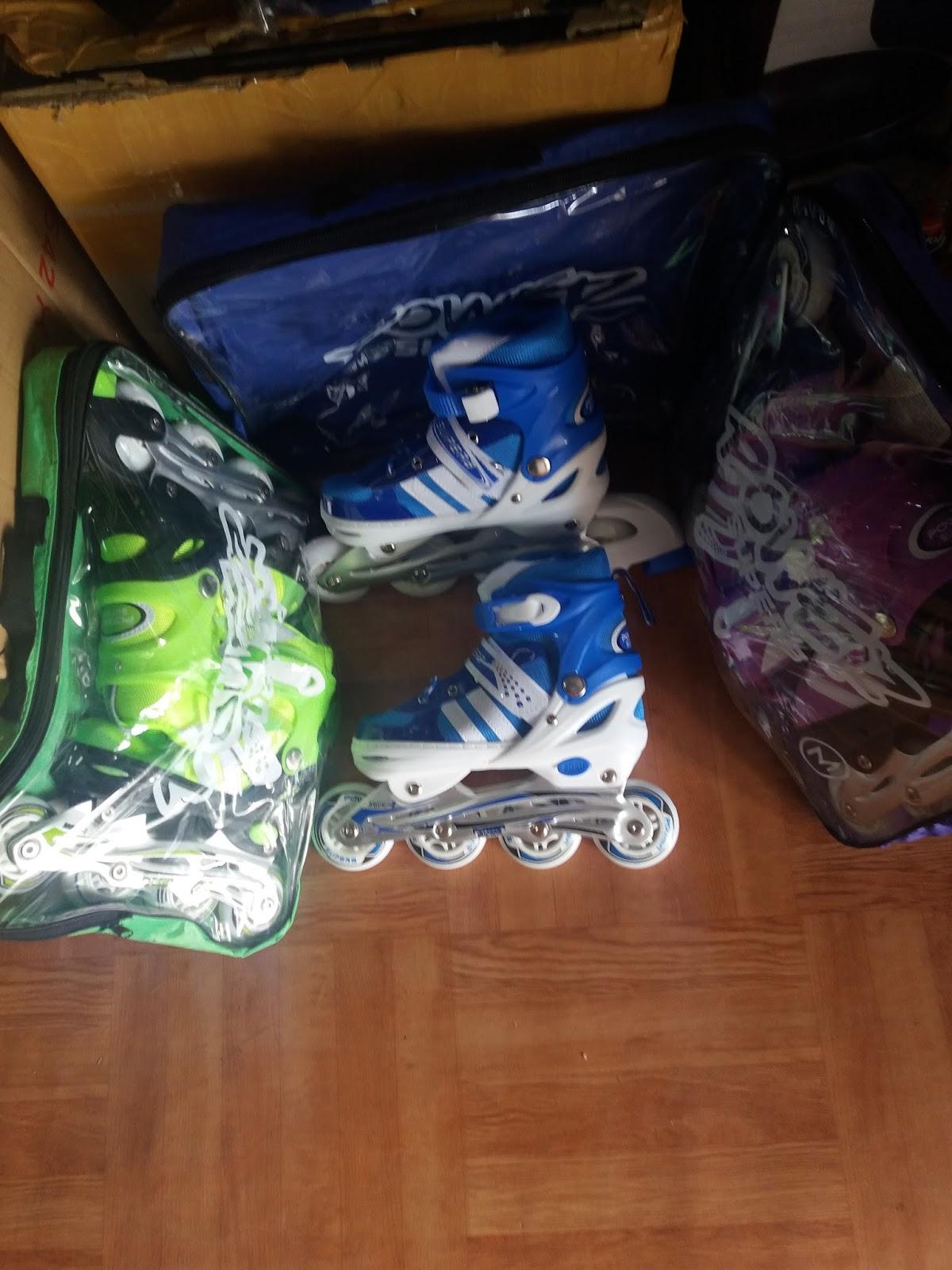 Harga Sepatu Roda Untuk Anak Perempuan Frojen  2887a20ecd