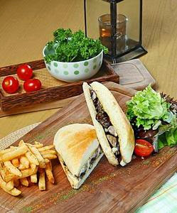 Resep Farmhouse Sandwich
