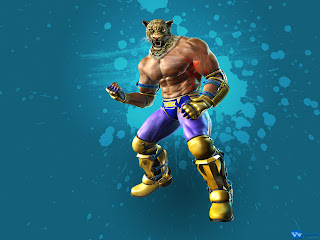 Armor King Tekken HD Wallpaper