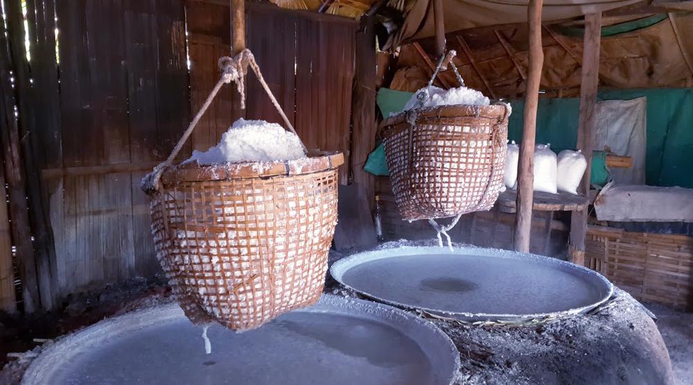 garam manis dan asin sejarah garam dan manfaat Garam