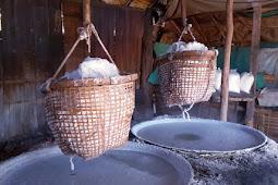 Sejarah Mengenai Garam - Mulai dari Manfaat Garam di Dapur Sampai Menjadi Gaji Bagi Tentara Bayaran Romas