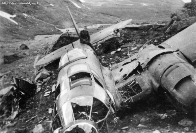 28 May 1940 worldwartwo.filminspector.com crashed Heinkel He 111