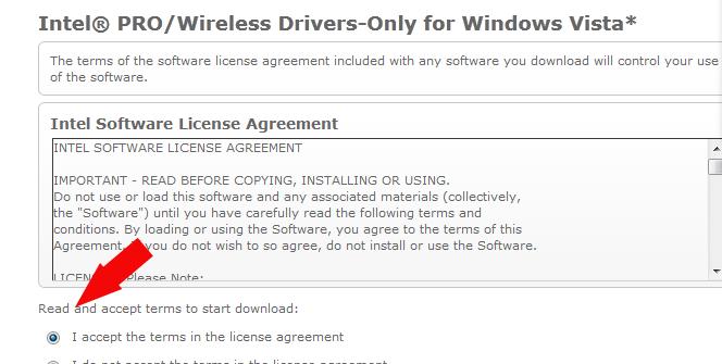 intel pro wireless 2200bg 3b driver windows 7