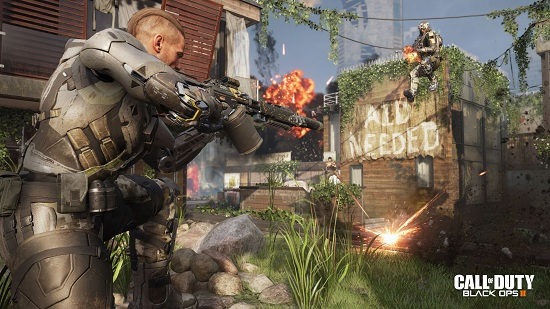 Call of Duty: Black Ops III Game play