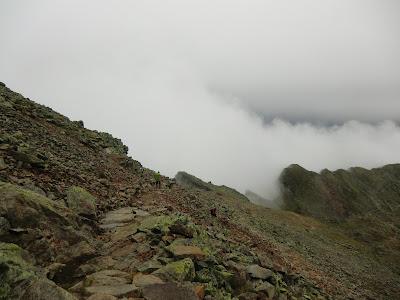Le Brevent Tour del Mont Blanc