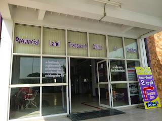 Provincial Land-Transport-Office