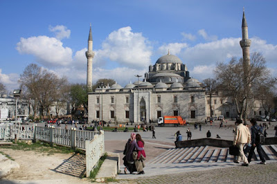 Beyazit Mosque in Istanbul
