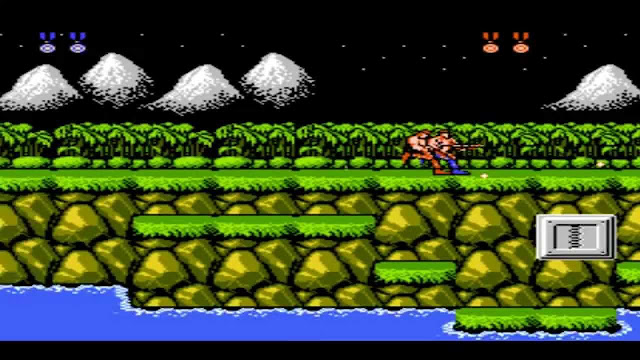 Free Download Contra game