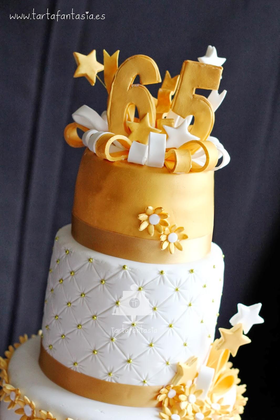 Fotos de decoracion de tortas sencillas 86