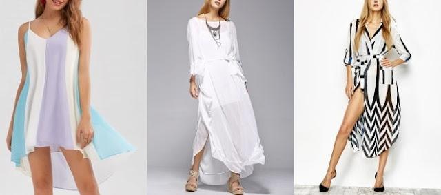 ZAFUL | piekne, letnie sukienki/ dresses.