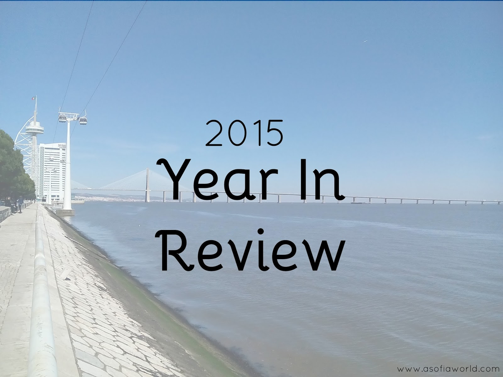 2015 in review: top 5 of (almost) everything