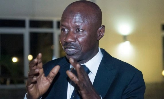 EFCC can't arrest Nigerians, file court cases if Magu remains in office