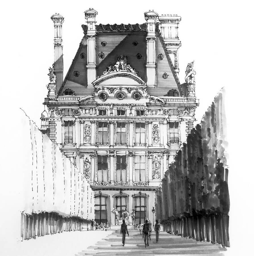 13-Musée-du-Louvre-Stephen-Travers-www-designstack-co