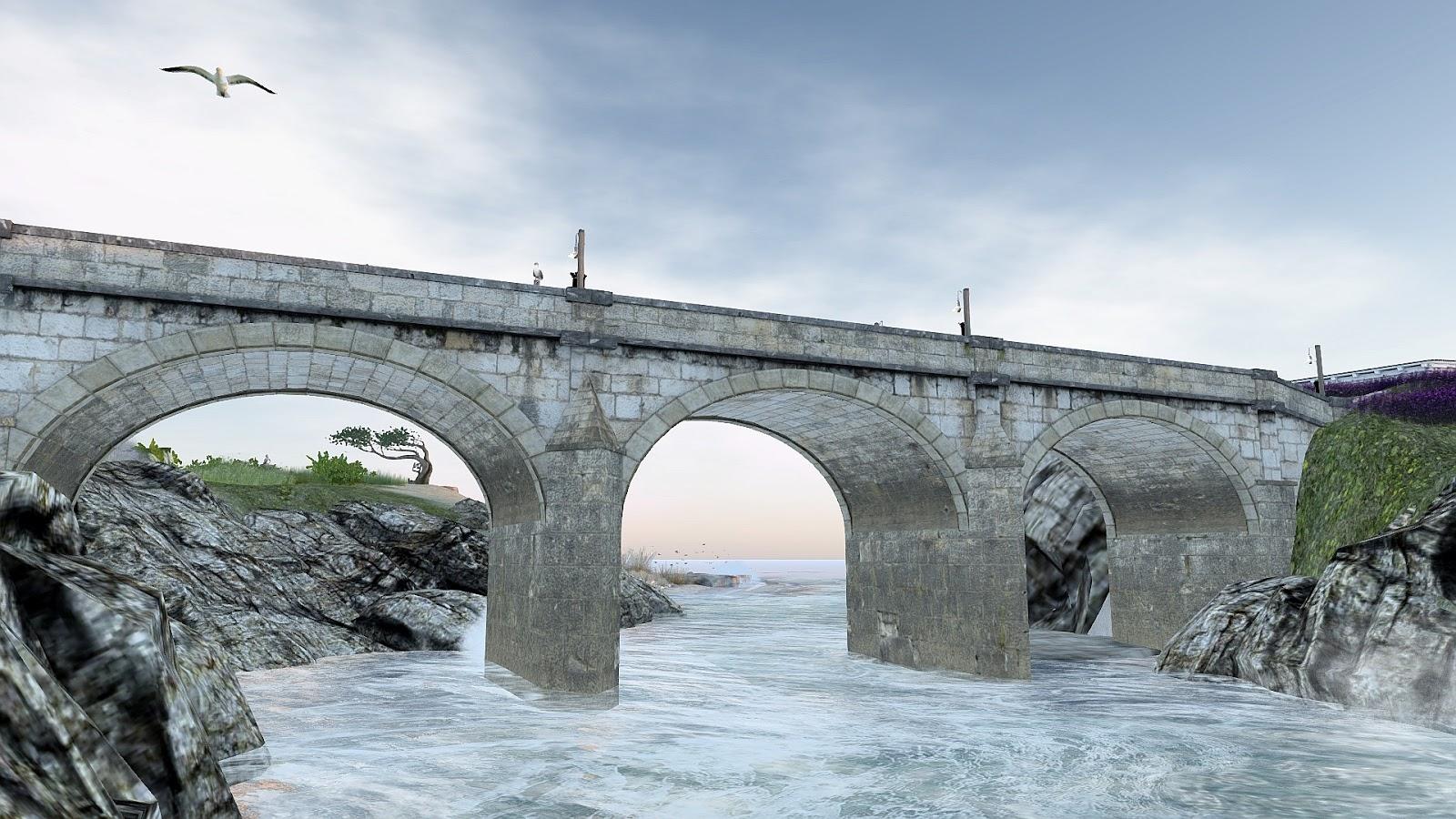 Fein Sims Brücke Fotos - Verdrahtungsideen - korsmi.info