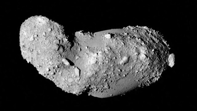 Asteroid Samples Found With Water Hint Half Our Oceans Could Have Come From Space