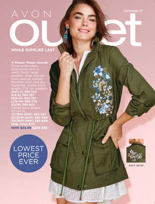 avon outlet catalog 21 2018