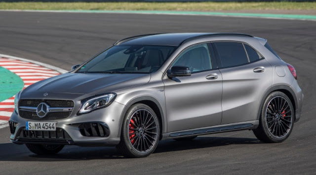 Will The Mercedes-AMG A 45 (2018 ) Be The World's Most Powerful Hot Hatch