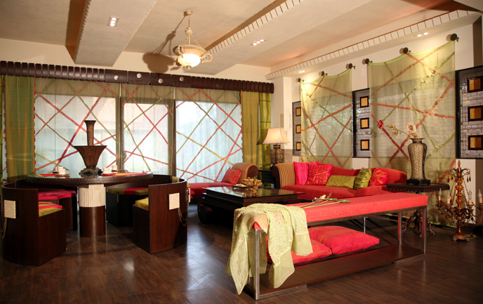 Indian interior design dreams house furniture for Indian room interior design galleries