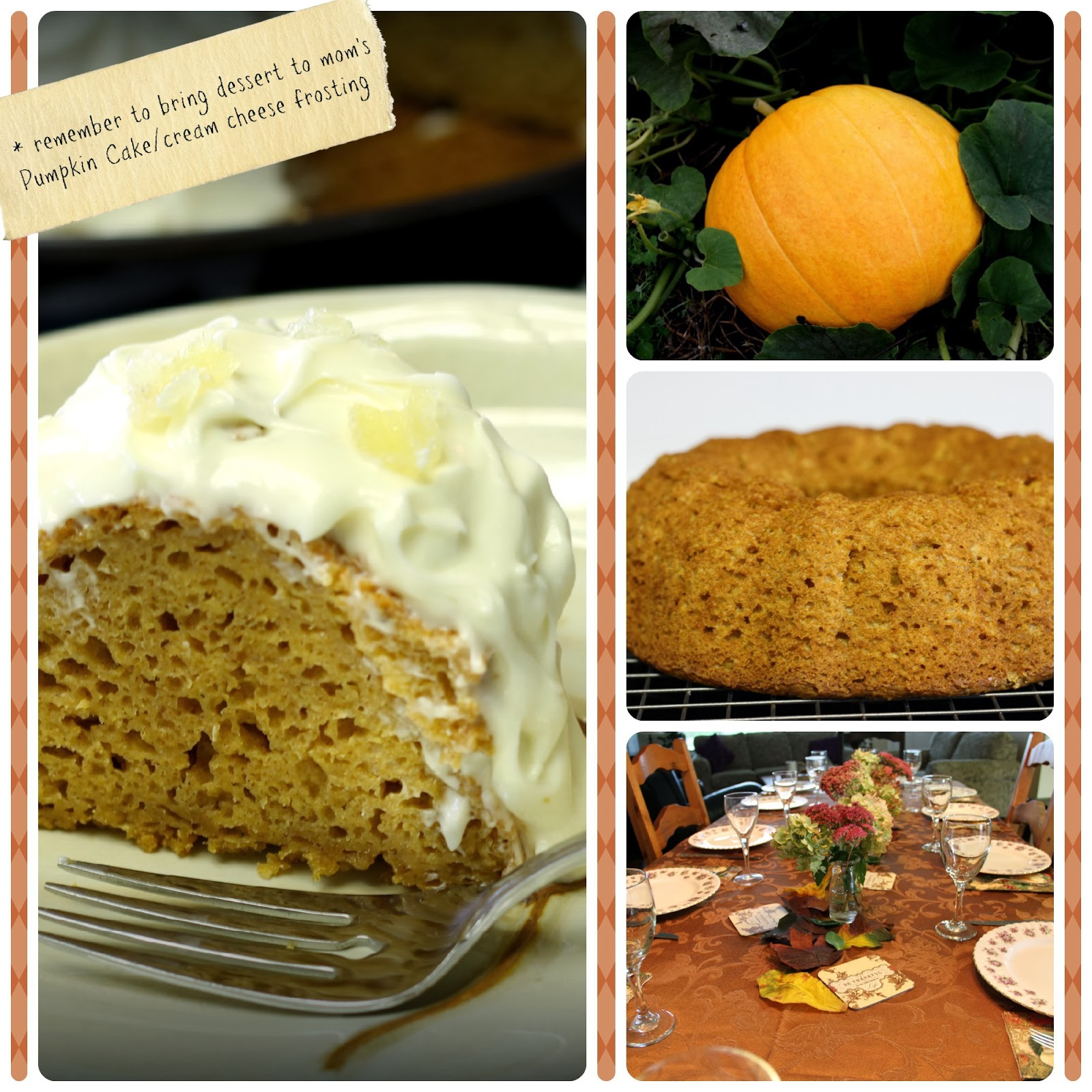 Mennonite Girls Can Cook Pumpkin Angel Food Cake