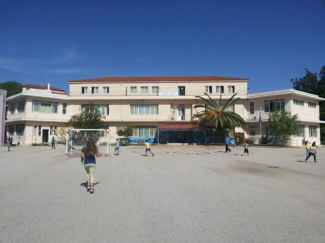"""Μετονομασία του Δημοτικού Σχολείου Νέας Κίου σε """"Απόστολος Πεζάς"""""""
