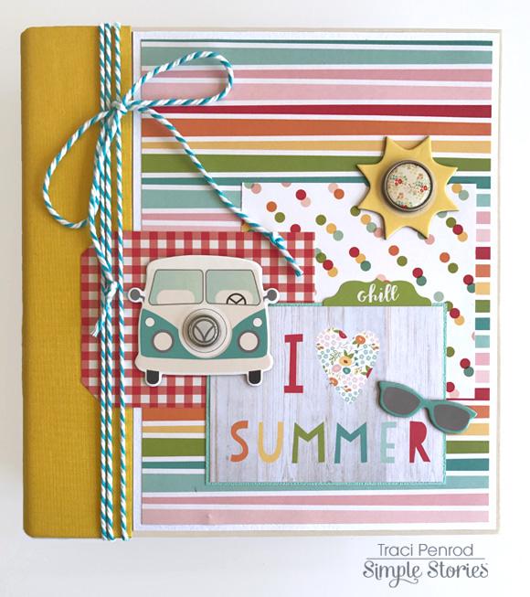 summer photo albums