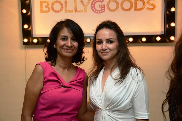 Meeta Gutgutia with Promila Bahri-