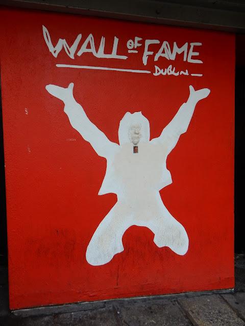 Wall of Fame, Dublin en Irlanda del Sur