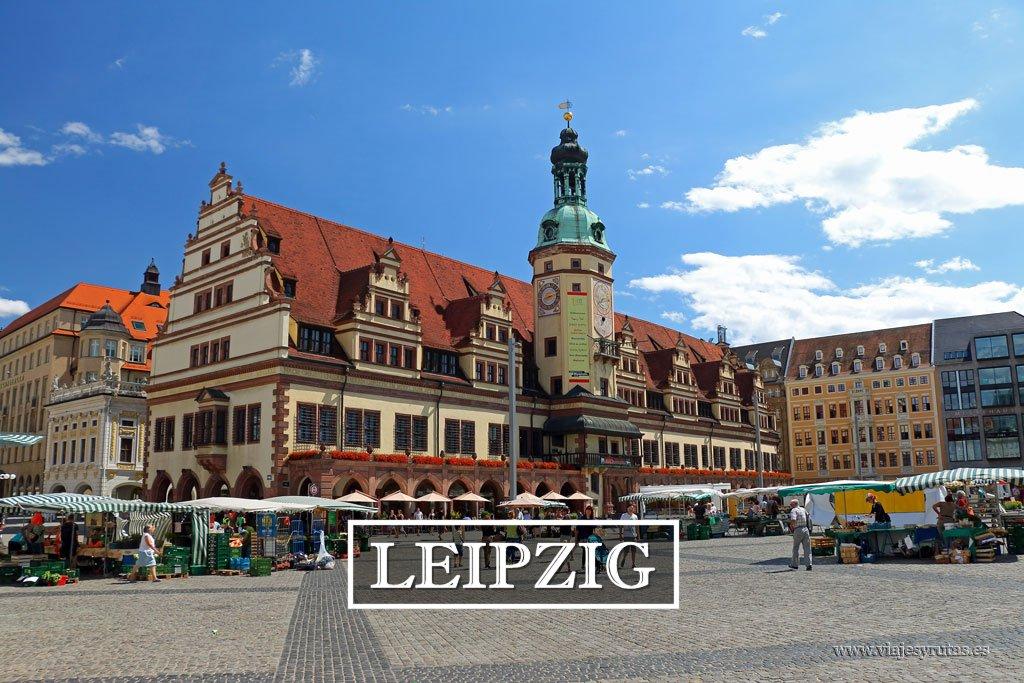 Descubrir Leipzig, la ciudad de los héroes y de la música