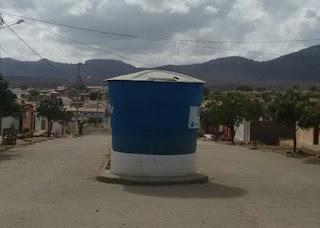 Vereador denuncia negligência em abastecimento d'água em Algodão de Jandaíra