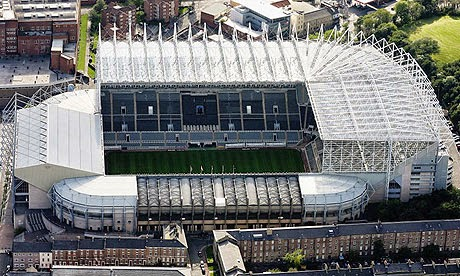 St James' Park - Newcastle United F.C. Stadium
