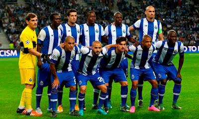 Daftar Skuad Pemain FC Porto 2017-2018