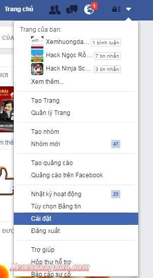 Huong dan chan loi moi choi game tren facebook