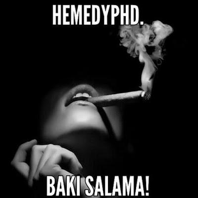 Hemedy Phd - Baki Salaama