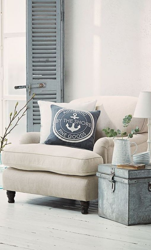 REFRESH YOUR HOME WITH COASTAL STYLE