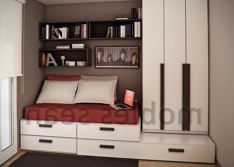 Gorgeous%2BSpace%2BSaving%2BIdeas%2Bfor%2BSmall%2BTeenage%2BDesks%2BBedroom%2BDecoration%2B%252814%2529 Gorgeous Space Saving Ideas for Small Teenage Desks Bedroom Decoration Interior
