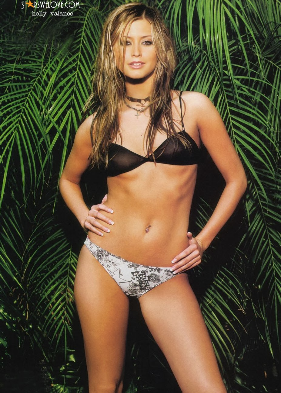 Holly valance in bikini who this?