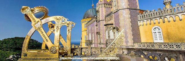 Terraço da Rainha, Palácio da Pena