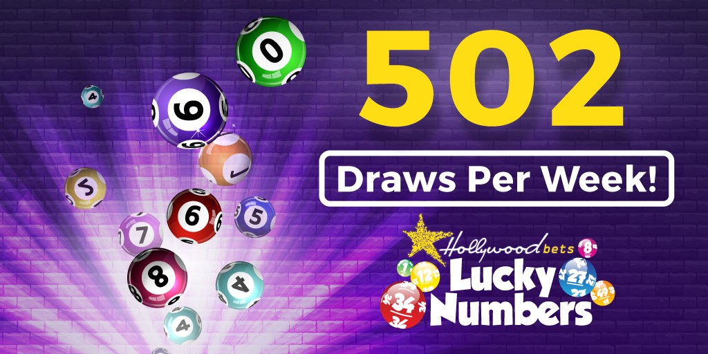 502 Lucky Numbers Draws - Hollywoodbets - Lotto - Lottery