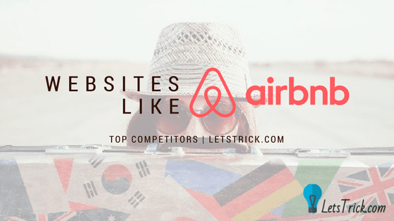 WebSites like Airbnb Top Competitors