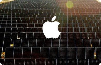Apple announces its largest solar energy project