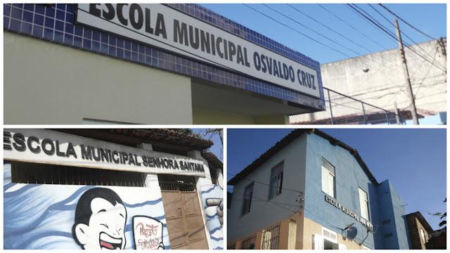 Três escolas do Rio Vermelho entre as melhores da rede  municípal