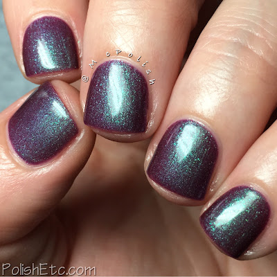 Takko Lacquer - Grape Juice - McPolish