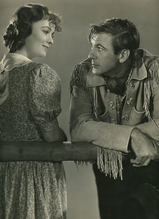 The Westerner 1940 movieloversreviews.filminspector.com Gary Coope