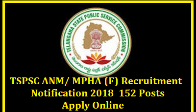 TSPSC ANM/ MPHA (F) Recruitment Notification 2018 - Apply Online TSPSC ANM/ MPHA (F) Recruitment 2018 - 152 ANM/ MPHA (F) Posts in TVVP |Telangana TSPSC Recruitment 2018-19 Notification for 152 ANM/MPHA Jobs in TVVP – Apply Now | www.tspsc.gov.in | TSPSC ANM Recruitment Notification Qualifications Vacancies Exam Pattern Selection Procedure - Apply Online | Telangana PSC MPHA Recruitment 2018 | Online Apply 158 Latest TSPSC Asst Librarian jobs, Syllabus, Results @ tspsc.gov.in | tspsc-anm-mpha-recruitment-notification-educational-qualifications-exam-pattern-vacancy-details-tspsc.gov.in-apply-online-results-download./2018/01/tspsc-anm-mpha-recruitment-notification-educational-qualifications-exam-pattern-vacancy-details-tspsc.gov.in-apply-online-results-download..html